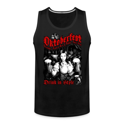 Oktoberfest 05 - Men's Premium Tank