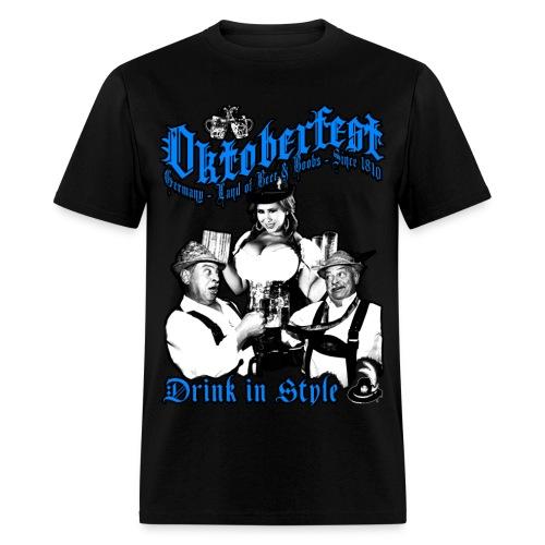 Oktoberfest 09 - Men's T-Shirt