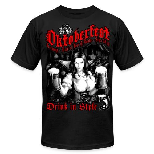 Oktoberfest 05 - Men's Fine Jersey T-Shirt