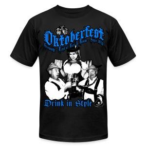 Oktoberfest 09 - Men's Fine Jersey T-Shirt