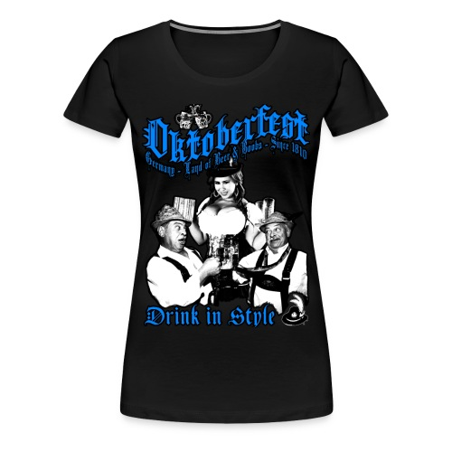 Oktoberfest 09 - Women's Premium T-Shirt