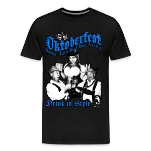 Oktoberfest 09 - Men's Premium T-Shirt