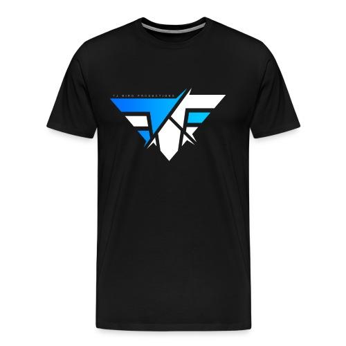 Sliced 'n' Diced Blue Mens Tee - Men's Premium T-Shirt
