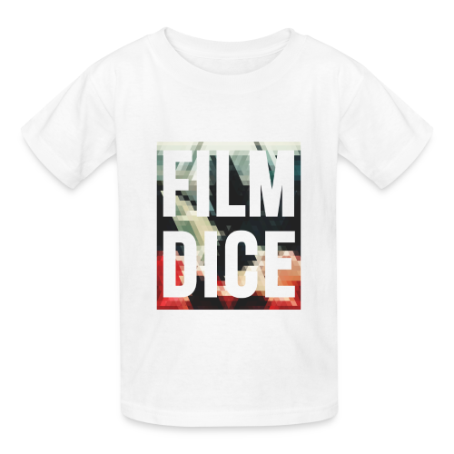 FilmDice Kids - 'Contrast' Shirt - Kids' T-Shirt