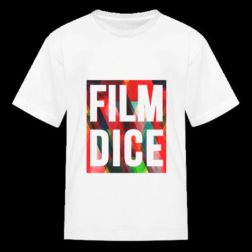 FilmDice Kids - 'Splatter' Shirt - Kids' T-Shirt