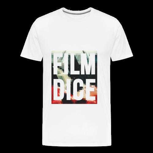 FilmDice Mens - 'Contrast' Shirt - Men's Premium T-Shirt