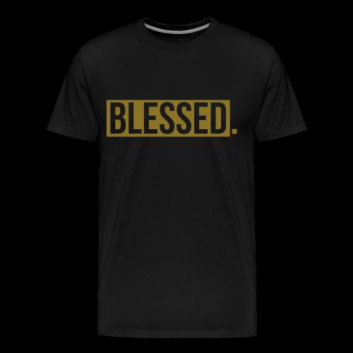 Blessed. - Men's Premium T-Shirt