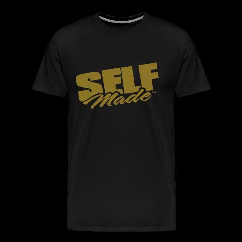 Self Made™ - Men's Premium T-Shirt