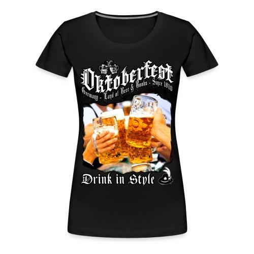 Oktoberfest 07 - Women's Premium T-Shirt