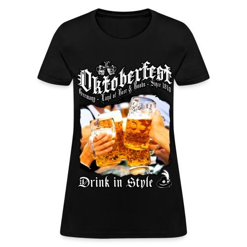 Oktoberfest 07 - Women's T-Shirt