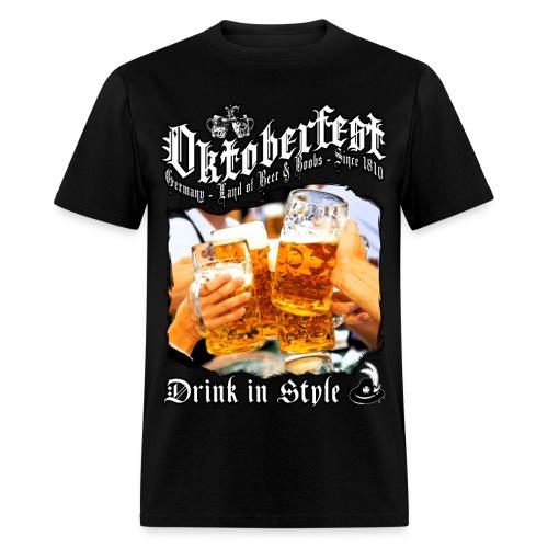 Oktoberfest 07 - Men's T-Shirt
