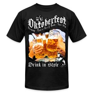 Oktoberfest 07 - Men's Fine Jersey T-Shirt
