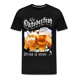 Oktoberfest 07 - Men's Premium T-Shirt