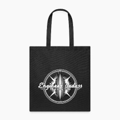 Engineer Badass Tote Bag