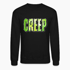 Creep Crewneck Black
