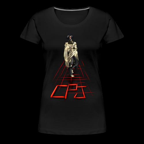 CreepyPastaJr's T-Shirt Contest Runner-Up - Women's Premium T-Shirt