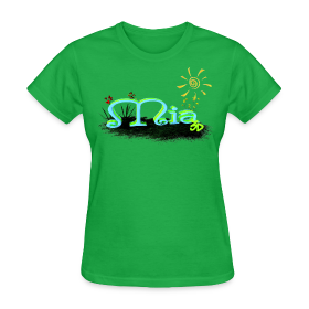 grass patch design for mia custom made t On custom made t shirts nyc