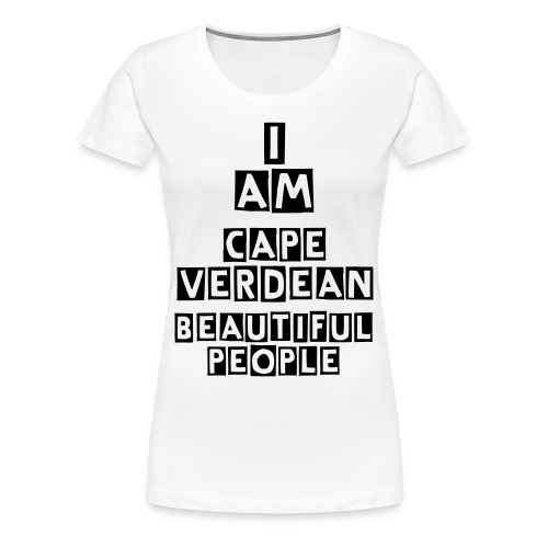 I AM CVBP ( Women's Tee) ONLY $20.99!!! - Women's Premium T-Shirt