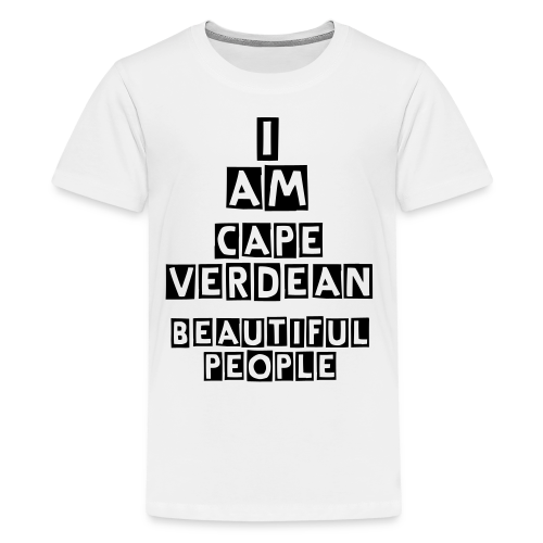 I AM CVBP ( Kids Tee) ONLY $20.99!! - Kids' Premium T-Shirt