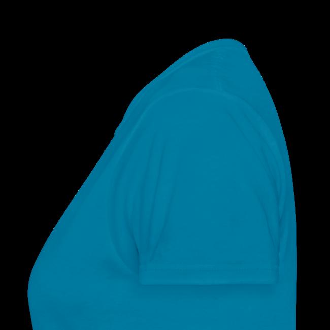 Women's Standard T WgFlag (Back)