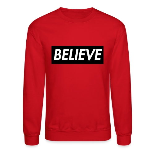 Reborn Red Block - Crewneck Sweatshirt