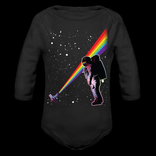 Astronaut Rainbow Space