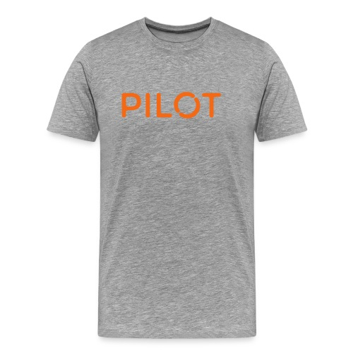 Pilot - Men's Premium T-Shirt