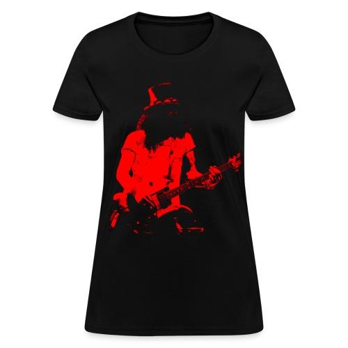 Red Rock Star - Women's T-Shirt