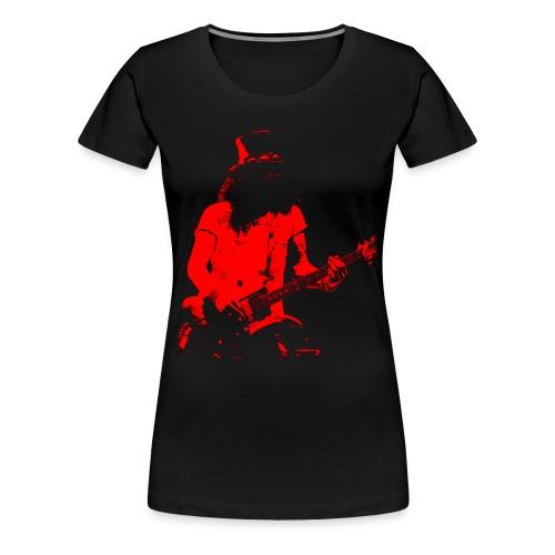 Red Rock Star - Women's Premium T-Shirt