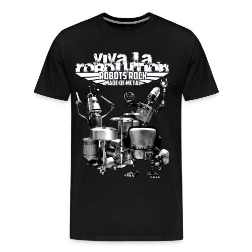 Robolution 02 - Men's Premium T-Shirt