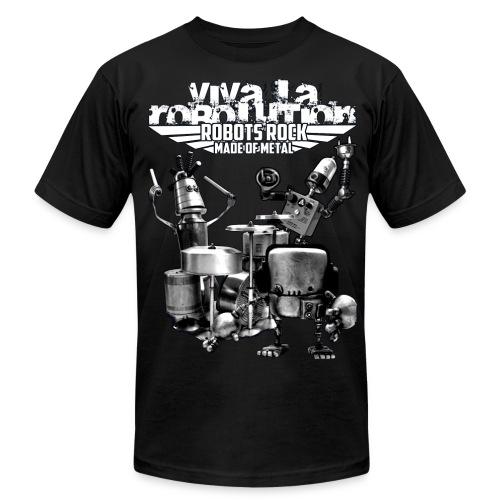 Robolution 02 - Men's Fine Jersey T-Shirt