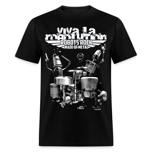 Robolution 02 - Men's T-Shirt
