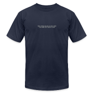 T-Shirts ~ Men's T-Shirt by American Apparel ~ one way