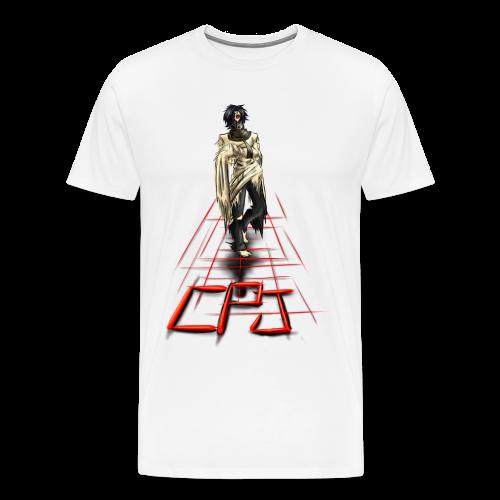 CreepyPastaJr's T-Shirt Contest Runner-Up - Men's Premium T-Shirt