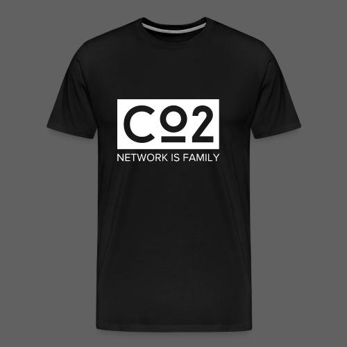 CO2 Tee(Men's) - Men's Premium T-Shirt