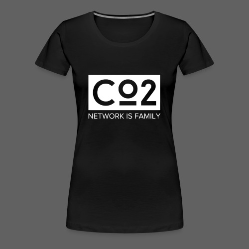 CO2 Tee(Women's) - Women's Premium T-Shirt