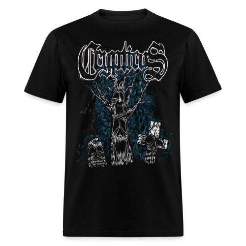 Crypticus Man's Rites of Infestation Derek Waugh T-Shirt - Men's T-Shirt