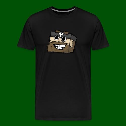 My Smilin' Mug Men's T-Shirt - Men's Premium T-Shirt