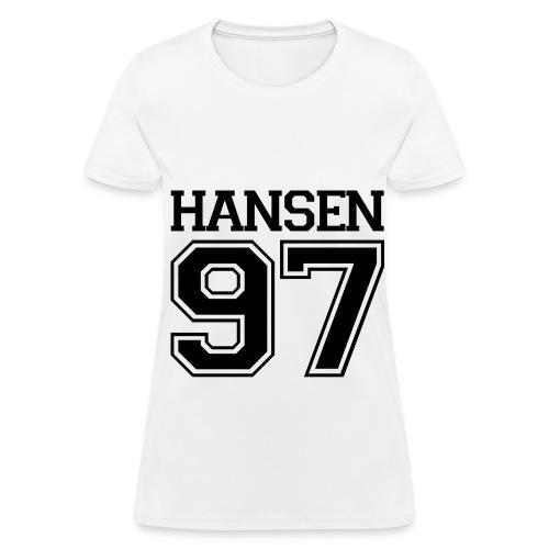 Hansen 97 Women's T-Shirt - Women's T-Shirt