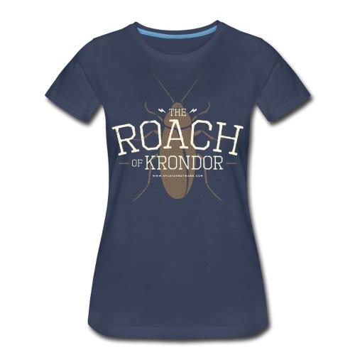 Roach of Krondor Women's T Shirt - Women's Premium T-Shirt