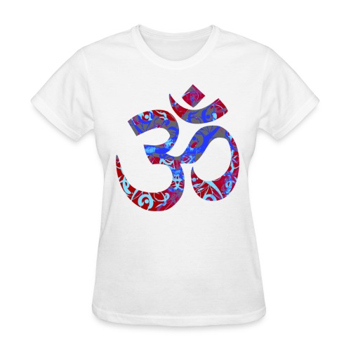 Chaos OM Womens T-Shirt - Women's T-Shirt