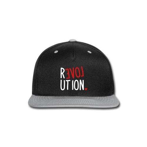 Revolution Snapback - Snap-back Baseball Cap