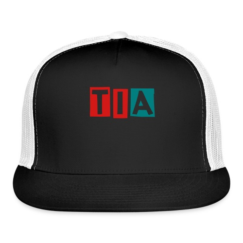 TIA HAT  - Trucker Cap