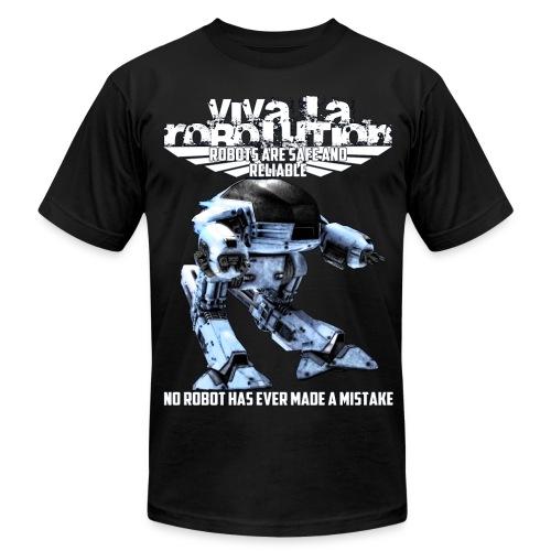 Robolution 06 - Men's Fine Jersey T-Shirt