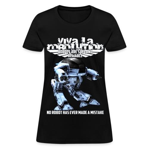 Robolution 06 - Women's T-Shirt