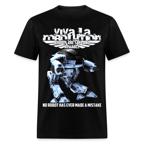 Robolution 06 - Men's T-Shirt