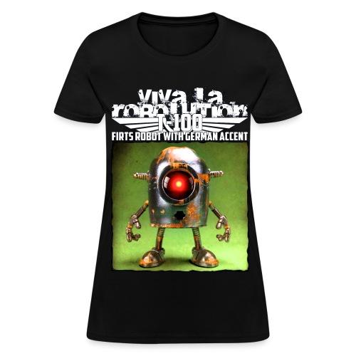 Robolution 04 - Women's T-Shirt
