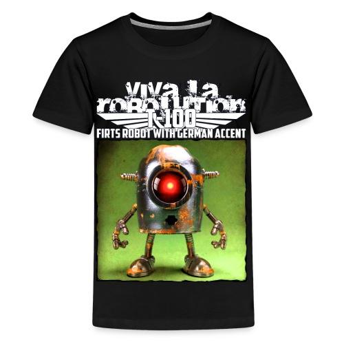 Robolution 04 - Kids' Premium T-Shirt