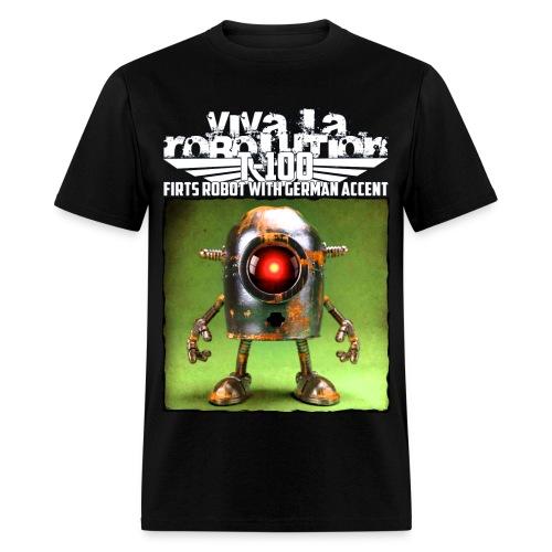 Robolution 04 - Men's T-Shirt