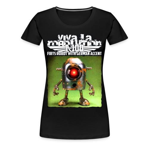 Robolution 04 - Women's Premium T-Shirt